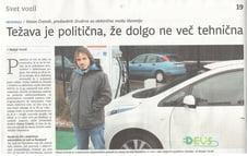 Intervju v Dnevniku