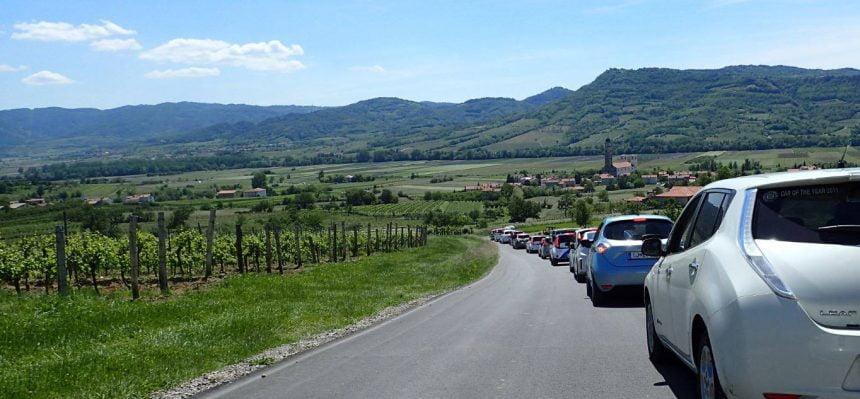 ECOnova Rally Italija – Slovenija