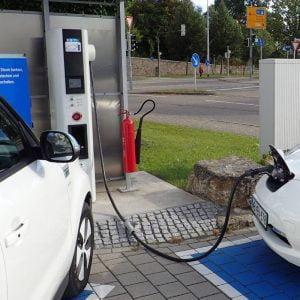 Pot od Ljubljane do Pariza z električnim vozilom
