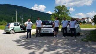 ECONOVA Rally mladosti
