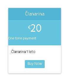 PayPal plačilo