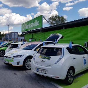 Problem zaparkiranih polnilnih postaj
