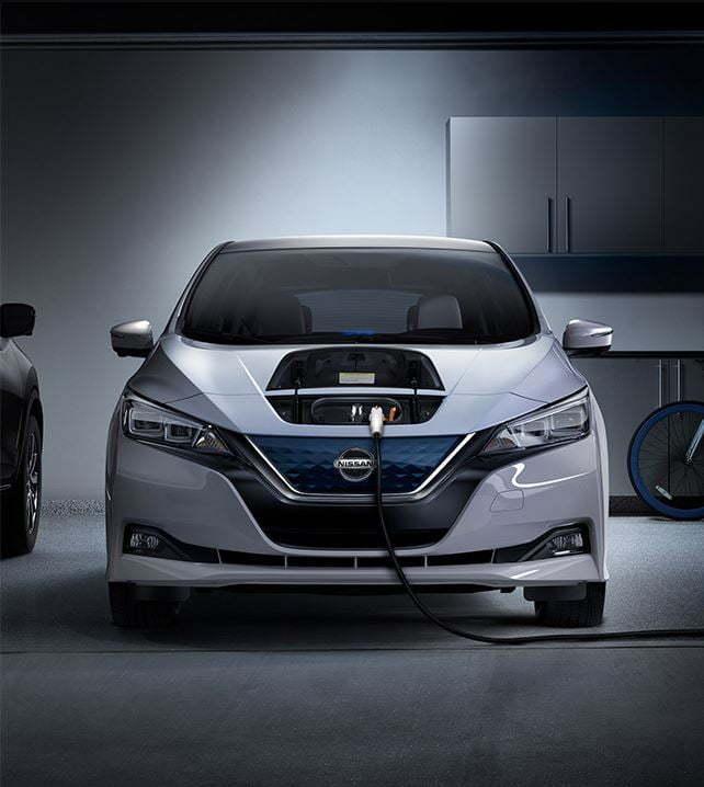 electric-vehicle charg