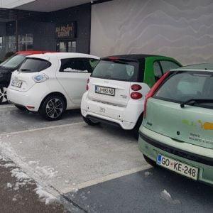 Zbor članov Društva e-Mobilnost Slovenija v Ljubljani