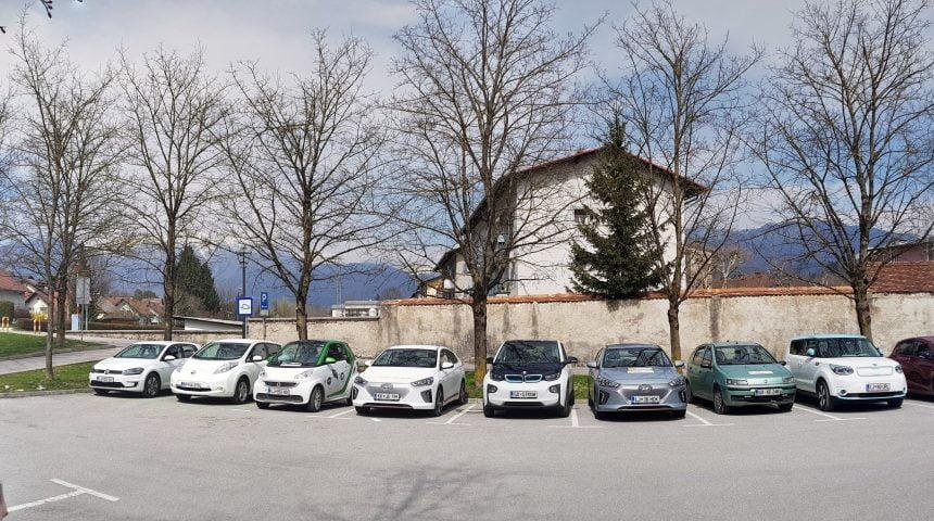 Učinkovitost regeneracije električnih vozil 2