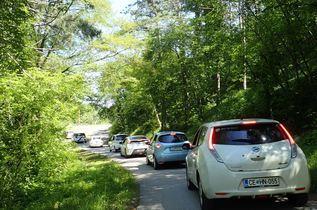 Vabilo na ponovoletno druženje Društva za električna vozila Slovenije (DEVS)