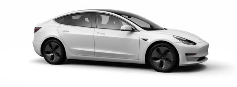 Tesla3model