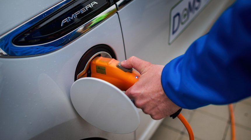 Odlog plačila kredita za električno vozilo