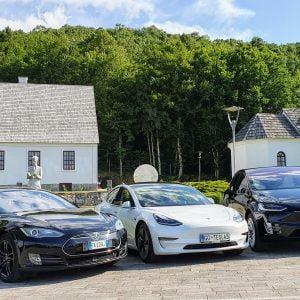 3 pioneers to celebrate a pioneer, Nikola Tesla