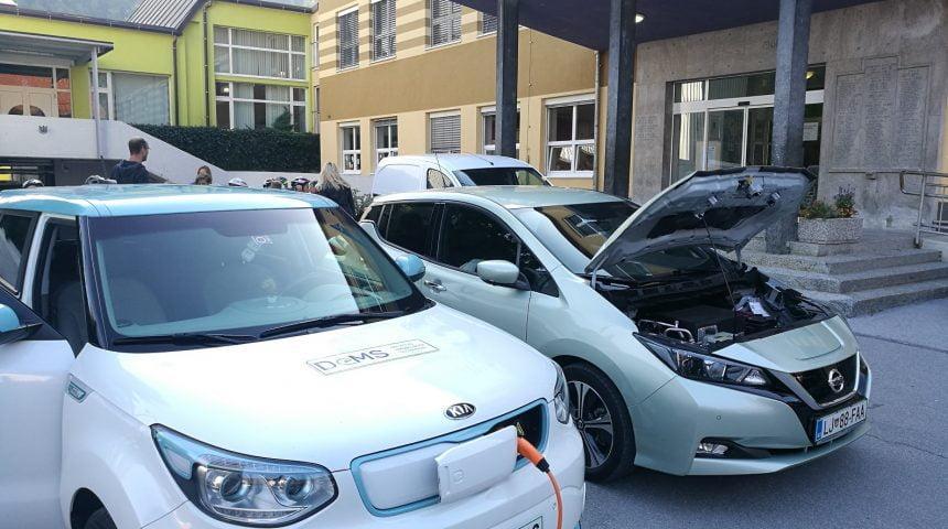 Petek v Borovnici v znamenju trajnostne mobilnosti