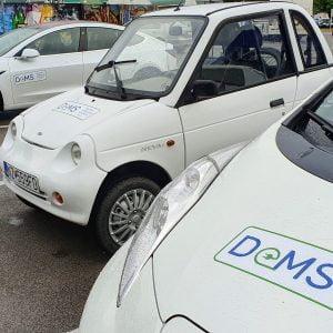 DAN E-MOBILNOSTI IN ZELENE ENERGIJE V NOVEH ZAMKYIH