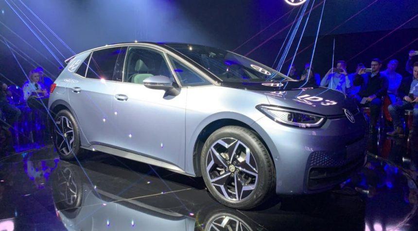 Slovenska predstavitev Volkswagen ID.3