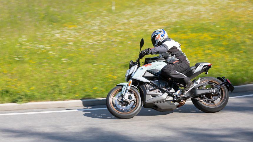 Motocikel Zero SR/F