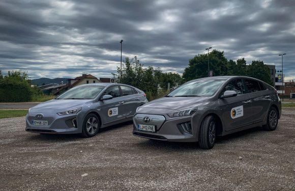 What is the difference between the 'new' and the 'old' Hyundai Ioniq